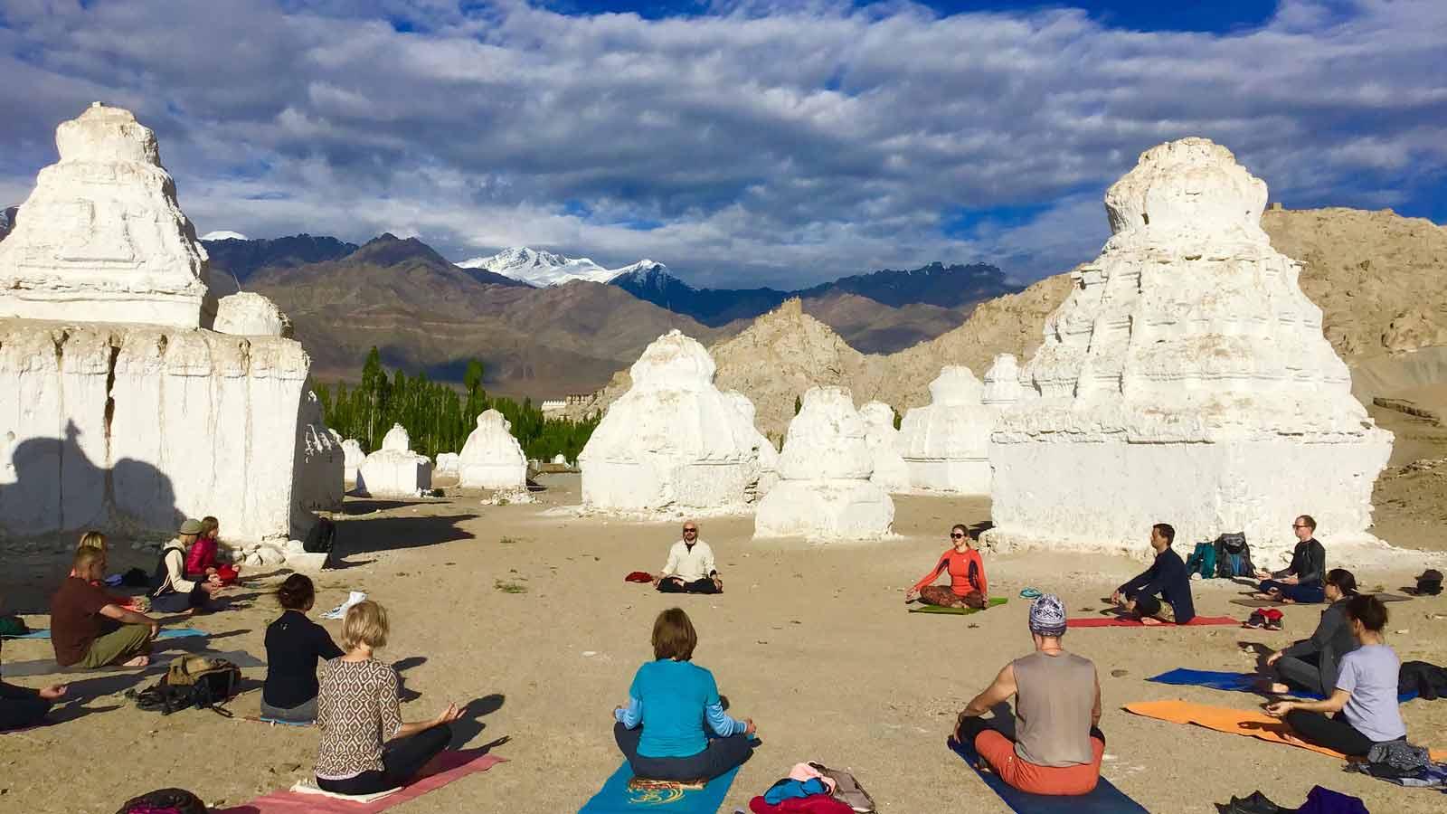 Йога тур Тибет2 Таишев