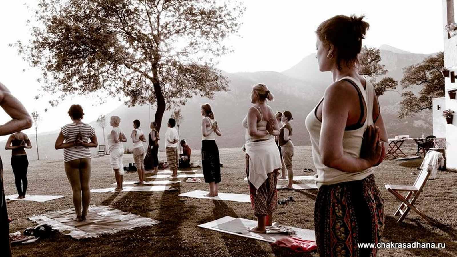 Йога тур сентябрь Италия