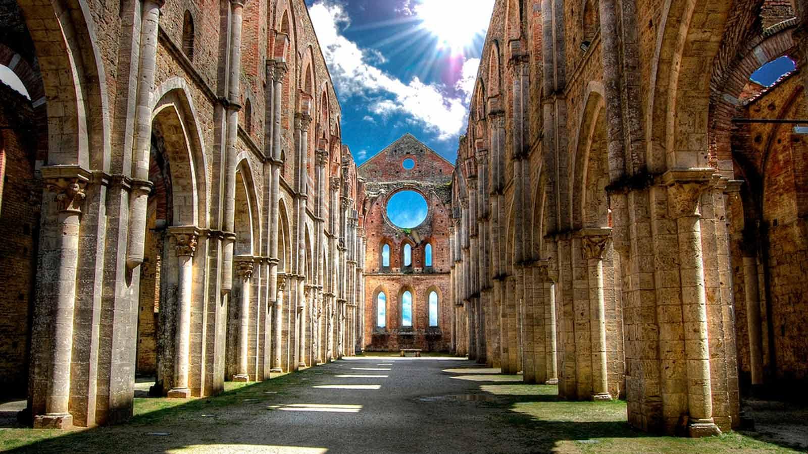 йога тур в Италию Тоскана2